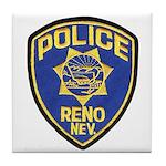 Reno Police Tile Coaster