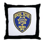 Reno Police Throw Pillow