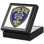 Reno Police Keepsake Box
