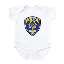 Reno Police Infant Bodysuit