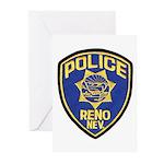 Reno Police Greeting Cards (Pk of 10)
