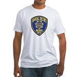Reno Police Fitted T-Shirt