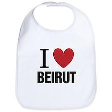 I Heart Beirut | Bib