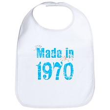 Made in 1970 Bib