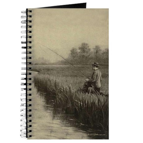 Fly fishing art journal by brooktrout for Fly fishing journal