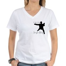 SingleWhipBlackFinal_PNG T-Shirt