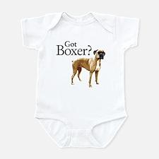 Got Boxer? Infant Bodysuit