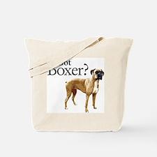 Got Boxer? Tote Bag