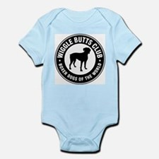 Wiggle Butts Club Infant Bodysuit