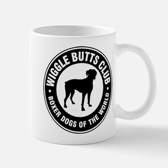 Wiggle Butts Club Mug