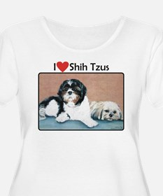I love Shih Tzus T-Shirt