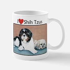 I love Shih Tzus Mug