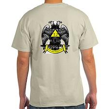 Scottish Rite 32nd Degree T-Shirt