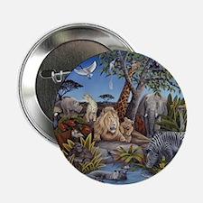 """Peaceable Kingdom 2.25"""" Button (10 pack)"""