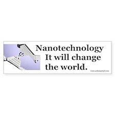 Nanofactory Bumper Bumper Sticker