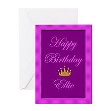 Birthday Princess Ellie