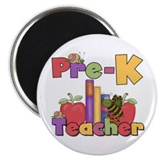 "Preschool Teacher 2.25"" Magnet (100 pack)"