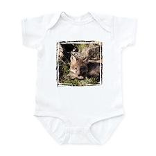 Cross Fox Kit Infant Bodysuit