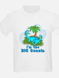Big Cousin DINOSAURS T-Shirt