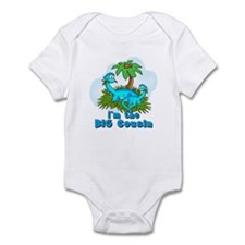 Big Cousin DINOSAURS Infant Bodysuit