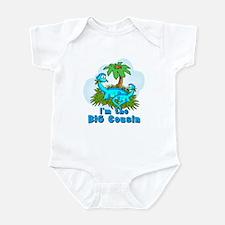 Big Cousin DINOSAURS Infant Bodysuit