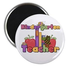 Kindergarten Teacher Magnet