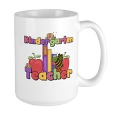 Kindergarten Teacher Mug