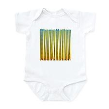 ObamaNation/Abomination Infant Bodysuit