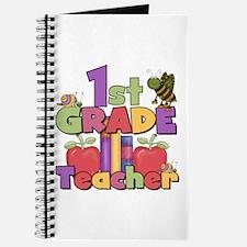 1st Grade Teacher Journal