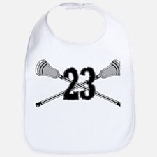 Lacrosse Number 23 Bib