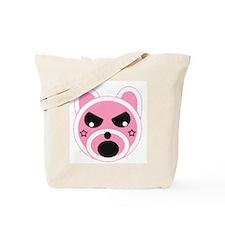 Terrible Teddy Tote Bag