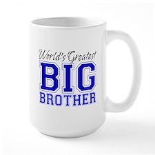 World's Greatest Big Brother Mug