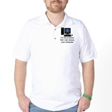 I can rescue your computer T-Shirt