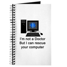 I can rescue your computer Journal