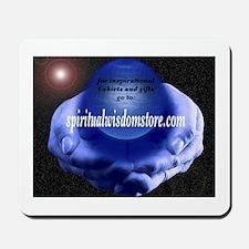 spiritualwisdomstore.com Mousepad