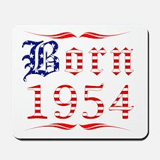 Born All American 1954 Mousepad
