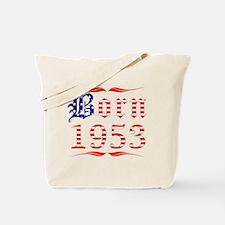 Born All American 1953 Tote Bag