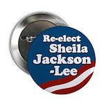 Re-elect Sheila Jackson Lee Button