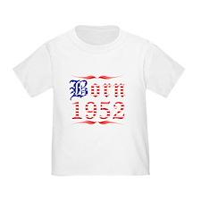 Born All American 1952 T