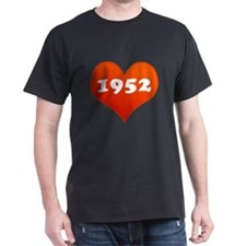 Heart of 1952 T-Shirt