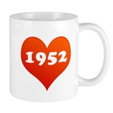 Heart of 1952 Mug