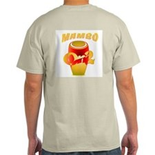 BT Mambo Alumni RedYlwWht T-Shirt