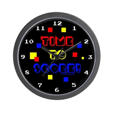 Time to Score Wall Clock