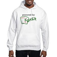 Powered By Poker Hoodie