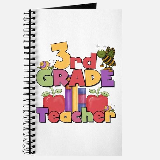 3rd Grade Teacher Journal