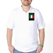 Boundries-black lettering T-Shirt
