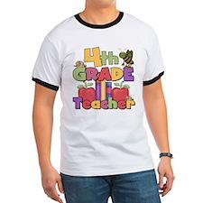 4th Grade Teacher T
