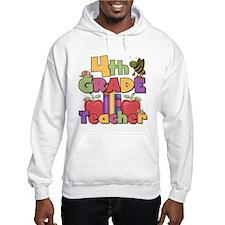 4th Grade Teacher Jumper Hoody