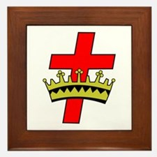 York Rite Framed Tile
