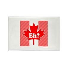 CANADIAN Rectangle Magnet